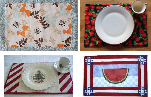 Free Placemat Patterns