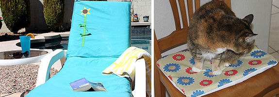 cushion and futon cover patterns