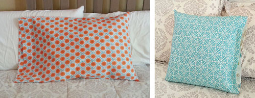 free pillow patterns