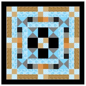 Geometric Quilt - Pattern | Flickr - Photo Sharing!
