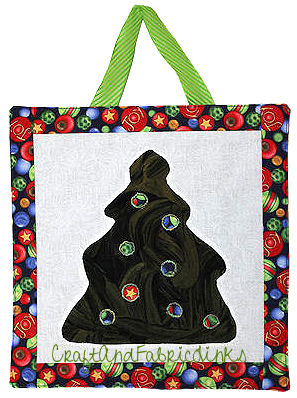 Free Christmas Applique Patterns