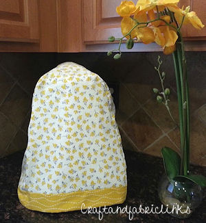 Kitchenaid Mixer Cover Pattern Free Appliance Cover Pattern