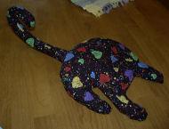corpo de gato beanbag