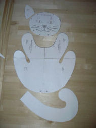 Pumpkin Carving Kit Printables Cat Face Pattern Free - Quotepaty.com