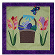 Easter Wall hanging