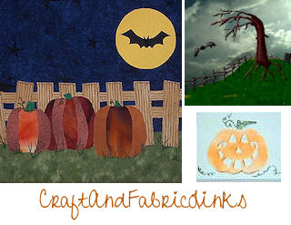 free halloween patterns
