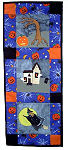 halloween wallhanging pattern