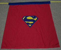 Superhero Cape Pattern {Kids} - Craft and DIY How To