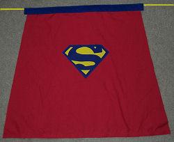 Free super hero cape pattern super hero cape pronofoot35fo Image collections