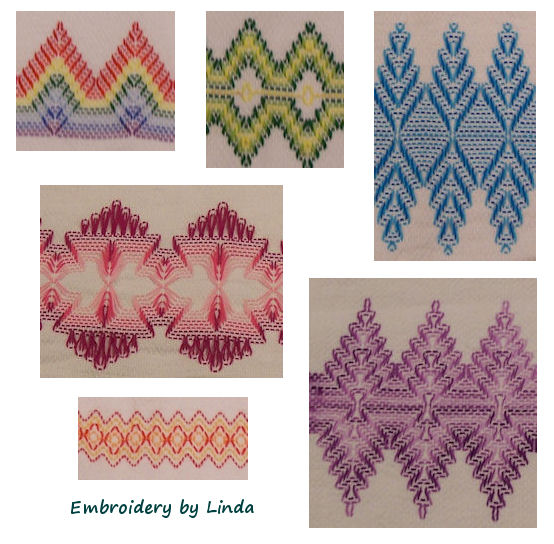 Swedish Weave Designs