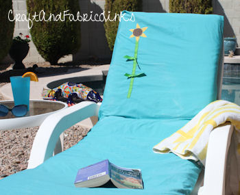 Futon Cover Sewing Pattern Lounge Cover Sewing Pattern