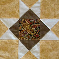 Ohio Star Quilt Block find out how with my free block pattern lessons