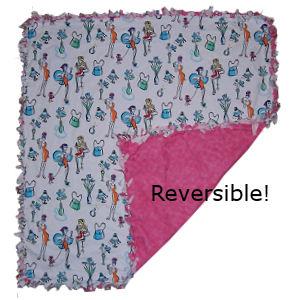 Free Fleece Blanket Patterns - Sewing - BellaOnline