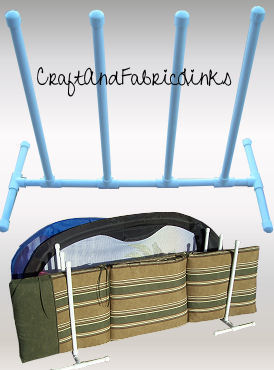 Free Pool Toy Caddy Project Using Pvc Pipe