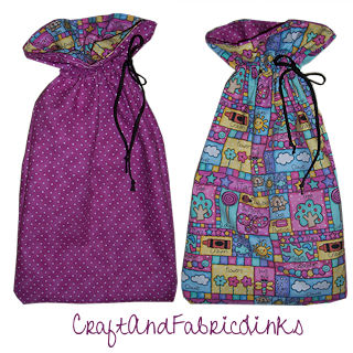picture relating to Dice Bag Printable Pattern titled Reversible Drawstring Reward Bag Behavior