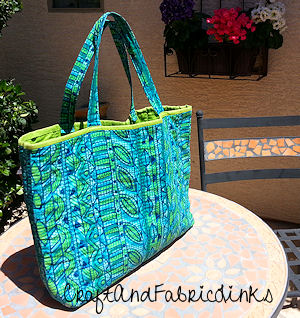 Free Patterns For Quilted Tote Bags : Free Tote Bag Patterns BOMquilts.com