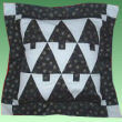 Christmas pillow pattern
